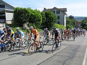 2013 Tour de Suisse - Image: Tour de Suisse Wohlen 2013