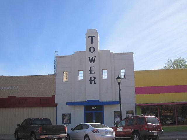 File:Tower Theater, Lamesa, TX IMG 1477.JPG - Wikimedia Commons
