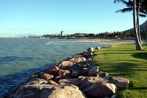 Townsville, Queensland - Beach