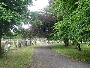 Toxteth Park Cemetery - Toxteth Park Cemetery