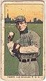 Tozer, Los Angeles Team, baseball card portrait LCCN2008676996.jpg