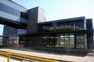 Belleville railway station