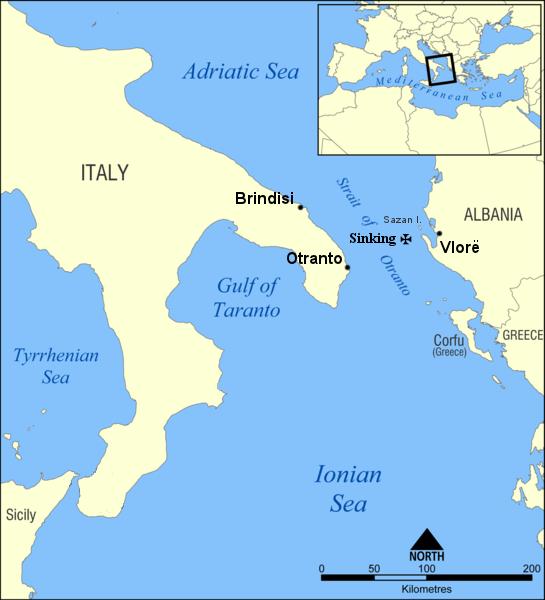 Tragedy of Otranto