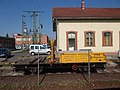 Train station, H-FKGJK 99 55 9783 321-0, 2018 Dombóvár.jpg