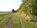 Trans Pennine Cycle Trail near Penistone - geograph.org.uk - 1515855.jpg