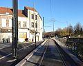 Travaux de la branche vers Vieux-Condé de la ligne B du tramway de Valenciennes en décembre 2013 (241).JPG