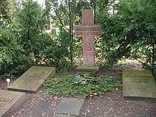 Tomba di famiglia Knorr, Friedhof in Karlshorst