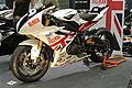 Triumph Tokyo Motorcycle Show 2014.JPG