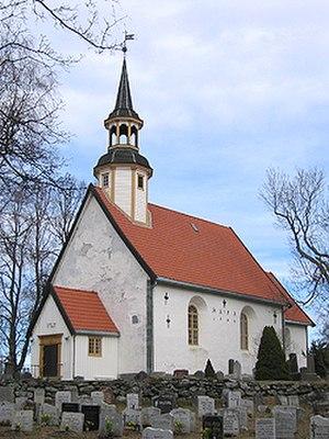 Lade, Trondheim - Lade Church