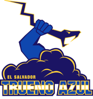 El Salvador national rugby league team - Image: Trueno Azul 2015