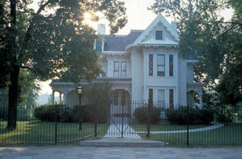 English: Front of the Truman home