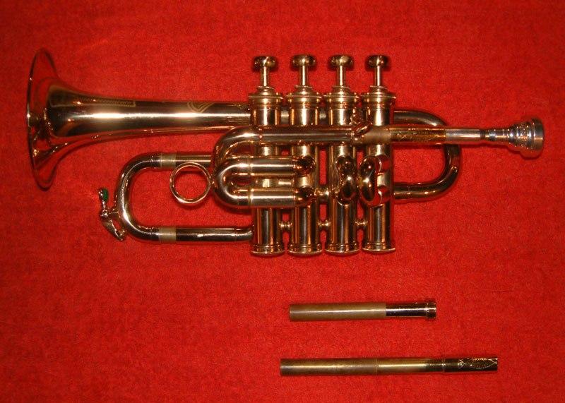 Trumpet piccolo