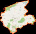 Trzebiatów (gmina) location map.png