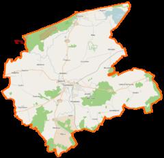 Plan gminy Trzebiatów