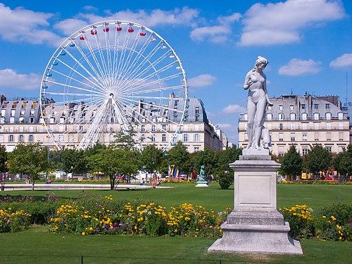 Tuileries-Roue