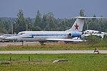 Tupolev Tu-134UBL '48 blue' (36809719244).jpg