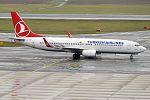 Turkish Airlines, TC-JGP, Boeing 737-8F2 (23571173050) (2).jpg