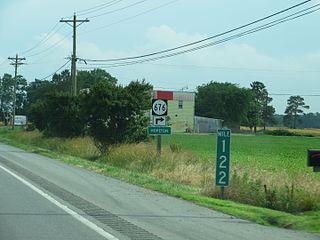 Hopeton, Virginia human settlement in United States of America