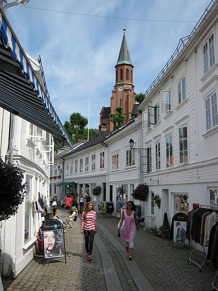drangedal Kopervik