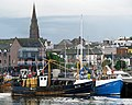 Two fishing boats at Bangor - geograph.org.uk - 1325784.jpg
