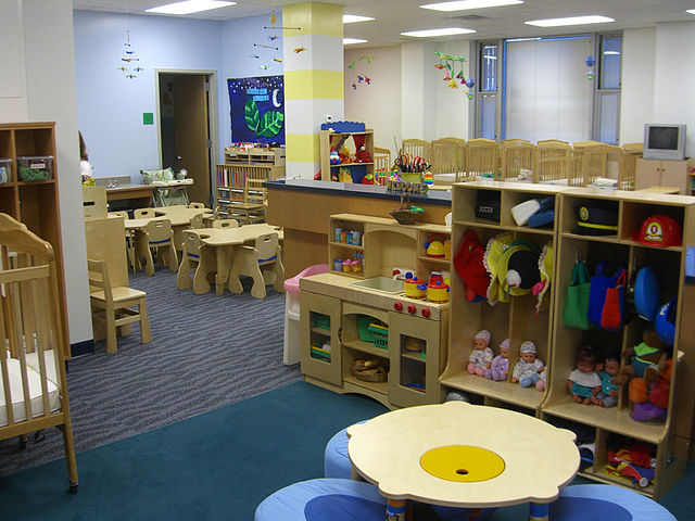 Daycare Infant Room Set Up