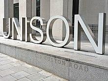 Unison (trade union) - Wikipedia