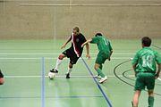 USCD Futsal Ballhalten