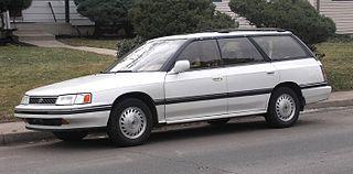 Subaru Legacy (first generation)