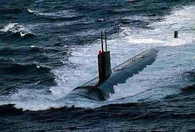 Image illustrative de l'article USS Columbia (SSN-771)