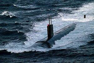 USS Columbia (SSN-771) - Image: USS Columbia (SSN 771)