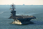 USS Dwight D. Eisenhower departs Norfolk 130221-N-GC639-213.jpg