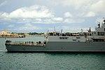 USS Gridley (DDG-101) - Rear (6180410082).jpg