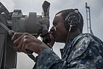USS Harry S. Truman sailor stands watch 140305-N-RY581-091.jpg