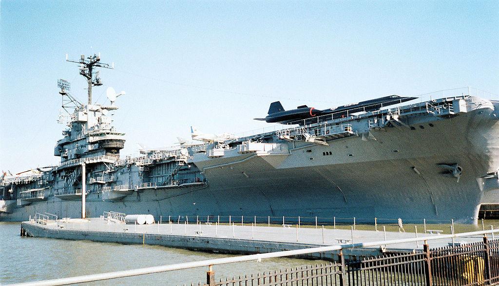 USS Intrepid, Sea, Air & Space Museum, New York City (727342399)