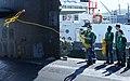 USS Jacksonville arrives in Apra Harbor, Guam. (8637769836).jpg