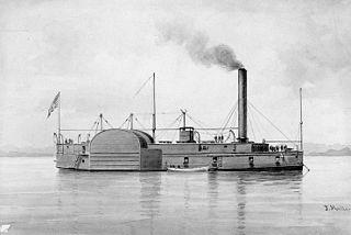 USS <i>Lexington</i> (1861) US Navy timberclad warship