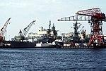 USS South Carolina (CGN-37) and Barney (DDG-6) at Norfolk Navy Yard 1983.JPEG