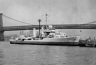 USS <i>Turner</i> (DD-648)