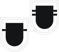 US Army 1st and 2nd BN-508th Infantry Regiment Flashes.png
