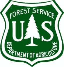 Logo del Servizio forestale