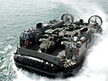 US Navy 030215-N-7496S-003 LCAC leaves the USS Kearsarge with equipment for U.S. Marines in Kuwait.jpg