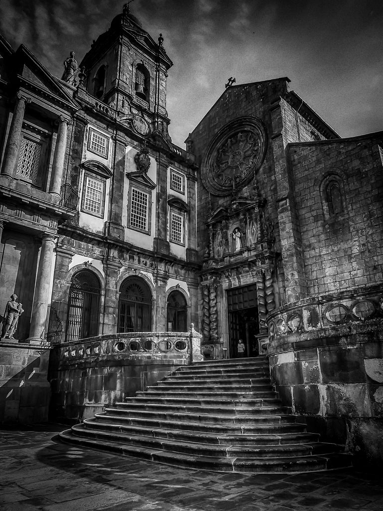 Eglise São Francisco à Porto - Photo de Travelholic Path