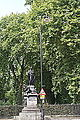 Unidentified monument in London 01 August.JPG