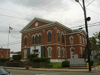 Union County, Kentucky County in the United States