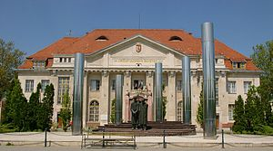University of Debrecen - Faculty of medicine