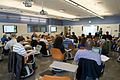 University of Delaware Wikipedia Edit-A-Thon 2014.jpg