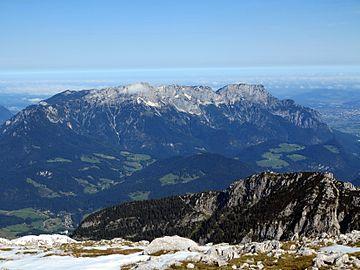 Klettersteig Untersberg : Untersberg u reiseführer auf wikivoyage