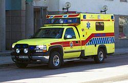 Fler sjukskoterskor i ambulanser