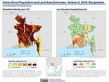 Urban-Rural Population and Land Area Estimates, v2, 2010 Bangladesh (13873798283).jpg