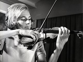 Ursula Bagdasarjanz Swiss violinist